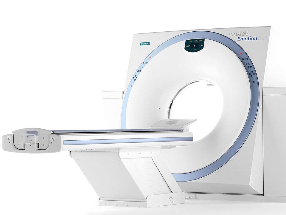 Odelga Operator - Computer Tomograf Fundeni